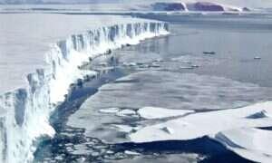 NASA: Wielki lodowy szelf na Antarktydzie zniknie w ciągu najbliższej dekady
