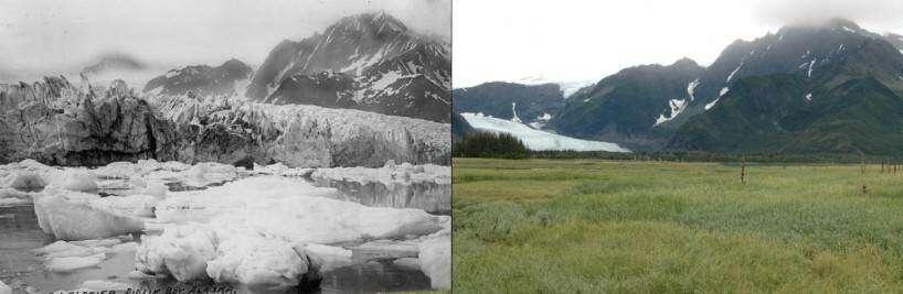 melting-pedersen-glacier-alaska-august-1917-vs-august-2005