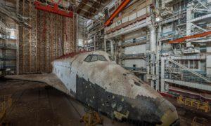 Bajkonur w obiektywie: Ponure pozostałości po ambitnym programie kosmicznym byłego ZSRR