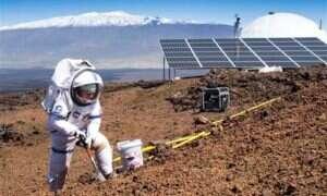 Ośmiomiesięczna symulacja życia na Marsie zakończona