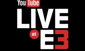 Youtube rywalizuje z Twitchem poprzez streaming wydarzeń z E3 2015