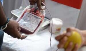 Szwedzcy krwiodawcy dostają smsa w momencie gdy ich krew ratuje komuś życie