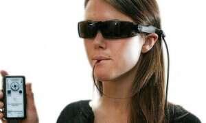 Doustne urządzenie BrainPort V100 pomoże niewidomym