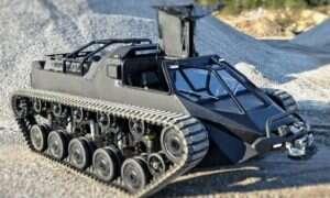 Wozy bojowe Ripsaw będą sprzedawane cywilom jako luksusowe czołgi