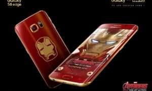 """""""Iron Man"""", limitowana wersja Samsunga Galaxy S6 Edge bije rekordy popularności"""