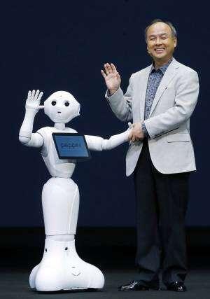 japan-emotional-robot