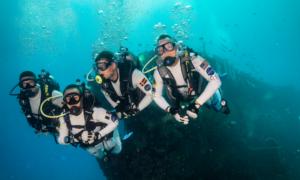 Podwodna baza NASA przywita nową załogę