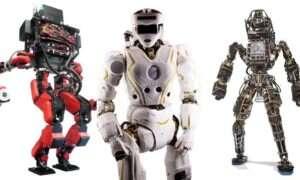 Poznajcie uczestników DARPA Robotics Challenge