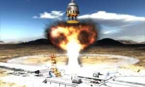 W latach 50-tych w USA trwały prace nad rakietą napędzaną bombami jądrowymi