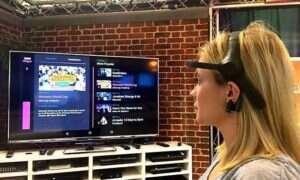 BBC testuje iPlayera kontrolowanego myślą