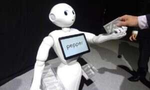 Pepper to robot potrafiący rozwijać swoje własne emocje