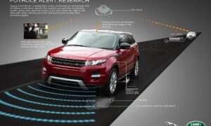 Nowy Jaguar Land Rover wykryje wyboje na drodze i ostrzeże przed nimi inne pojazdy