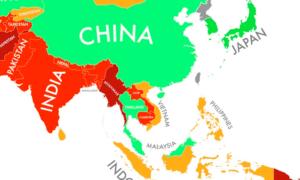 Infografika: Kraje które najlepiej zniosłyby nagłą zmianę klimatu