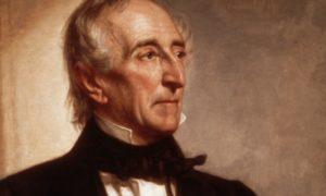 Dziesiąty prezydent USA, rządził w XIX wieku. Wciąż żyją jego wnuki!