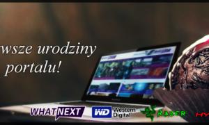 Konkurs: Pierwsze urodziny WhatNext cz. I/ WYNIKI