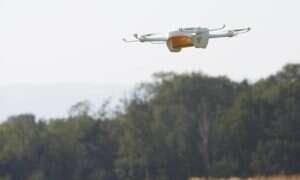 Szwajcaria testuje drony dostarczające zaopatrzenie medyczne