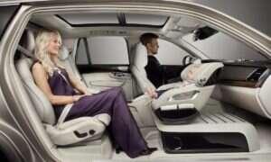 Nowy fotelik dziecięcy Volvo – przesada, czy konsekwentna dbałość o bezpieczeństwo?
