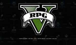Wyjątkowy mod do GTA V, zmieniający grę w RPG
