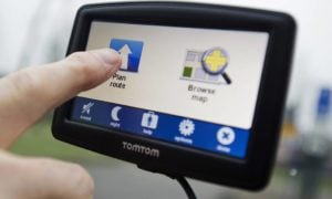 TomTom tworzy mapy dla autonomicznych samochodów