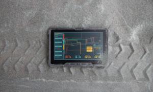 Pancerny tablet od Della przetrwa praktycznie w każdych warunkach