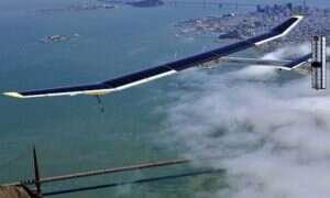 117 godzin ciągłego lotu. Solar Impulse 2 z nadwyżką pobił rekord