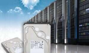 Toshiba ujawniła swój najpojemniejszy, przeznaczony dla chmury dysk
