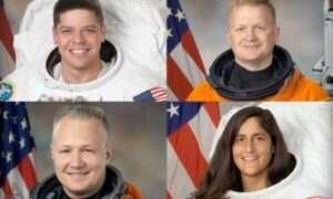 Poznaj członków pierwszego komercyjnego lotu NASA