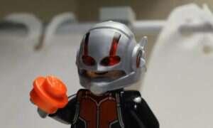 Trailer filmu Ant-Man z klocków Lego – lepszy od oryginału?