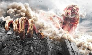 Premierowy zwiastun Attack on Titan