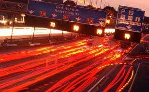 Autostrada w Holandii