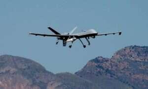 Dron szpiegowski, który potrafi hakować
