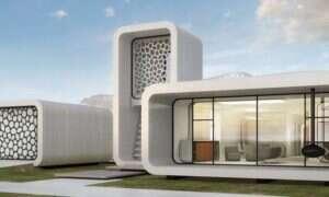 Dubaj prezentuje plany pierwszego na świecie biurowca wydrukowanego w 3D