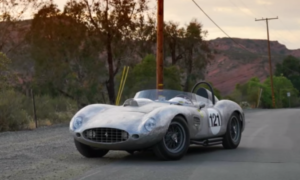 Nie było go stać na Ferrari z 1959 roku. Zbudował je sam.