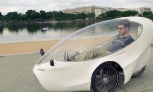 Niebawem trafi do sprzedaży rower nowej generacji – GinzVelo