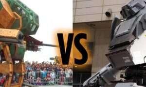 USA wyzywa Japonię na pojedynek robotów