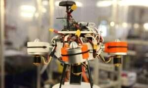Drony wyruszą na podbój kosmosu