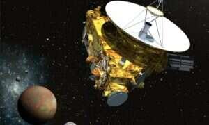Czy New Horizons przekroczył granicę strefy wpływów Plutona?