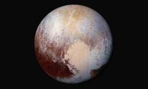 Pory roku na Plutonie