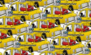 Autonomiczne taksówki na Olimpiadę w Tokio