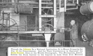 Zapomniane tajemnice: Podziemny taśmociąg pod Kapitolem