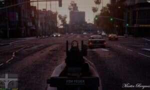 Nowy mod do GTA V – ultrarealistyczna grafika jeszcze bardziej polepsza wygląd gry