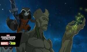 Nowy zwiastun serialu animowanego Marvel's Guardians of the Galaxy
