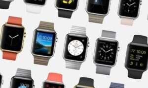 """Większość sprzedawanych """"inteligentnych zegarków"""" to Apple Watch"""