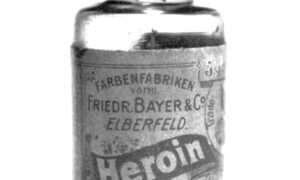 Mapa światowego handlu heroiną
