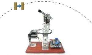 Zbuduj urządzenie wskazujące pozycję ISS