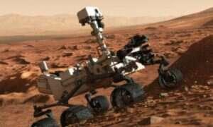 Przejedź się po Marsie dzięki NASA
