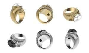 Wibrujący pierścionek z Bluetoothem – nowoczesny prezent dla wybranki serca?