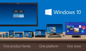 Garść imponujących liczb na temat systemu Windows 10