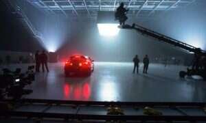 Światłem malowane – auto i drony