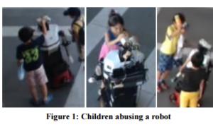 Japońscy naukowcy: dzieci lubią znęcać się nad robotami